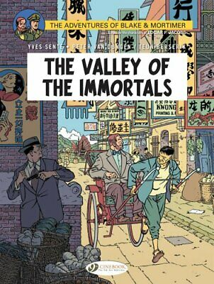 Blake & Mortimer Vol. 25 The Valley of The Immortals 9781849184281