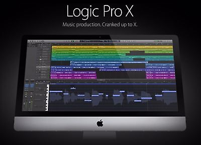 Apple Logic Pro X 10.4.4 NEW (Jan 2019) Latest Version Instant Download