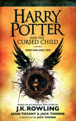 Harry Potter and The Cursed Child - Parts One and Two: The Official Script Book