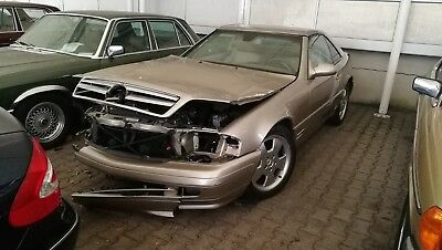Mercedes-Benz SL500 R129 Bj. 2000 2te Hand M113 225kW/306Ps