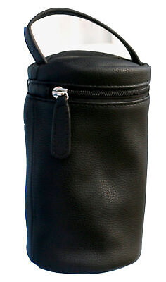 Luxury Designer Insulated Baby Bottle Bag, Holder, Carrier from Zellie