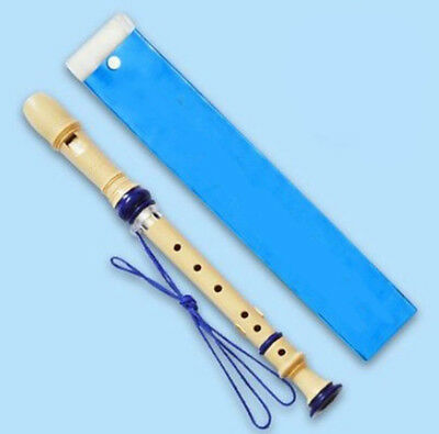 A18 6 Hole C Tone Musical Instrument Clarionet With Carrying Bag For Beginners O