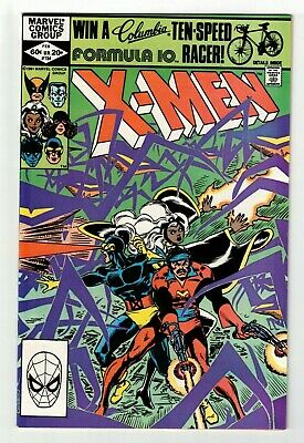 UNCANNY X-MEN #154 (NM-) CORSAIR Cover Story Appearance 1982 Marvel Dave Cockrum