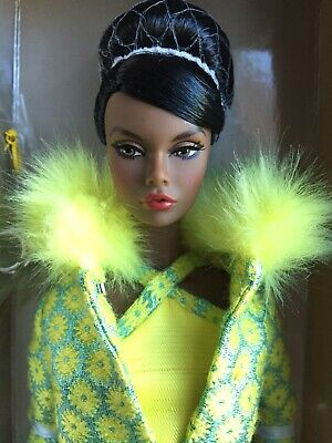 Fr 2018 Integrity Luxe Life Poppy Parker Lemon Frost Fashion Royalty Doll Nrfb