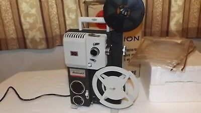 Chinon Dual Eight Fully Automatic Cine Projector