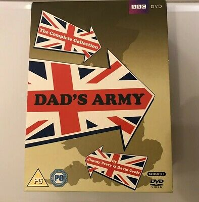 Dad's Army DVD The Complete Collection