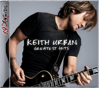 Urban,keith-Greatest Hits Cd New
