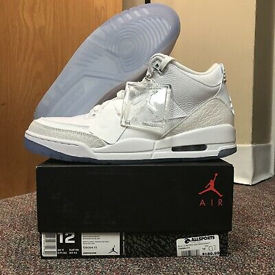 4e7ee25c91fe4a NIKE AIR JORDAN 3 Retro III Pure White Money 2018 DS Size 12 ...
