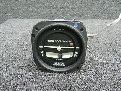 1394T100-10RB Mid-Continent Turn Coordinator Indicator (V: 11-32, Lighted) CORE