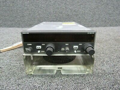 069-01032-0201 King KX155A VHF Comm / Navigation Receiver W/ Tray, Mods (V: 28)