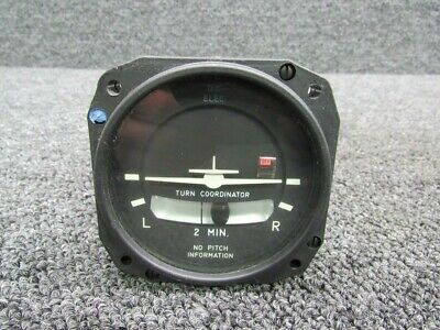 1394T100-7Z Mid-Continent Turn Coordinator Indicator (Volts: 12-32)