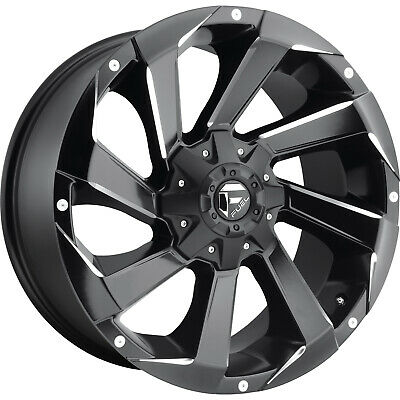 5x127 5x5 1mm Black Wheels