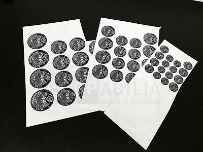 ONCE UPON A TIME TV Series Storybrooke Seal Stickers (OUAT0220)