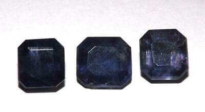 7.20 cts Iolite 100% Natural Untreated Gemstone Lot #fiol45