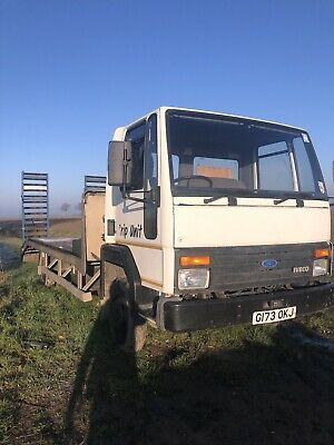 Ford cargo lorry