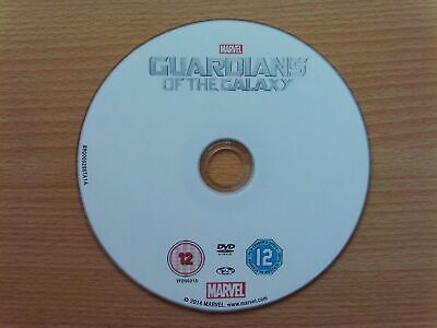 Guardians Of The Galaxy [2014] [DISC ONLY DVD]