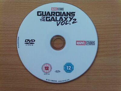 Guardians of the Galaxy Vol. 2 [2017] [DISC ONLY DVD]