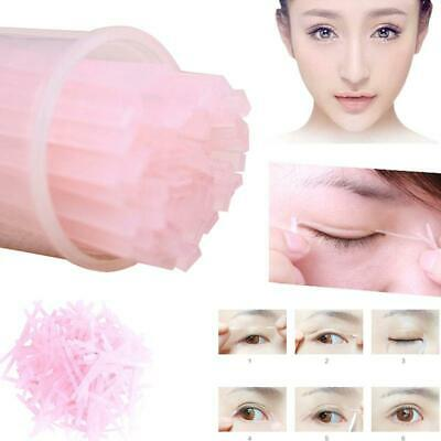 Pink Double Eyelid Technisches Tape Eye Lift Strip Aufkleber Invisible Clear