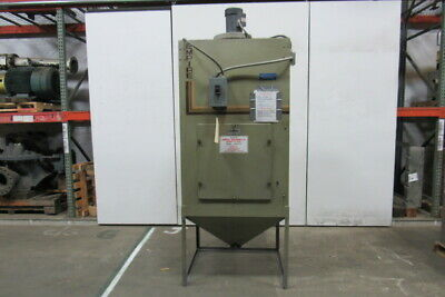 Empire DCM-200 Pro-Finish 2Hp Abrasive Dust Collector & Bag House  480V 3 Phase