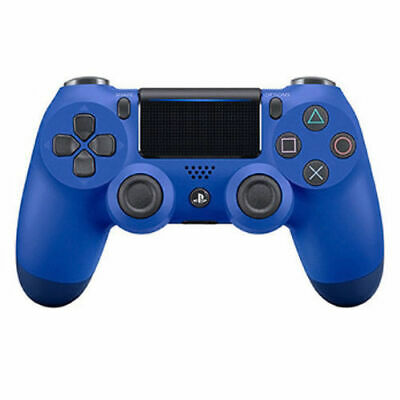 DualShock Blue Wireless Game Controller Gamepad Joystick for PlayStation 4 PS4