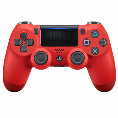 DualShock Red Wireless Game Controller Gamepad Joystick for PlayStation 4 PS4