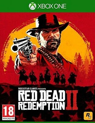 Red Dead Redemption 2 (Xbox One, Digital)