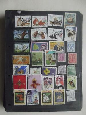 SELECTION OF STAMPS pack A6