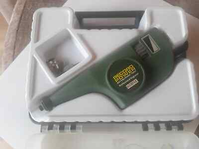 Burgess Record Power Professional Engraver 230 Volt Used