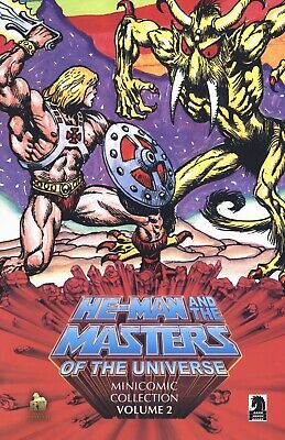 He-Man and the masters of the Universe. Minicomic collection. Vol. 2 - [Lion]