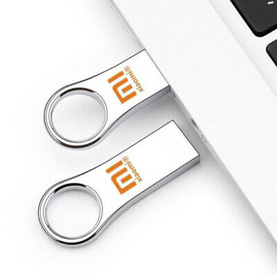XIAOMI USB 3.0 2TB Flash Drives Memory Metal Drives Pen Drive PC Laptop Silver U