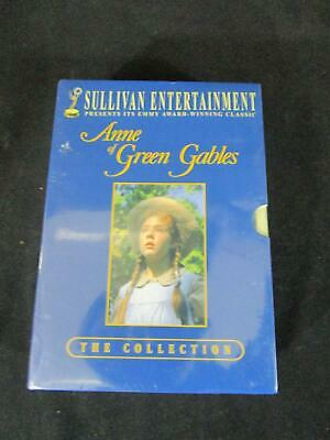Anne of Green Gables The DVD Collection Trilogy Boxset Brand New L6 (140)