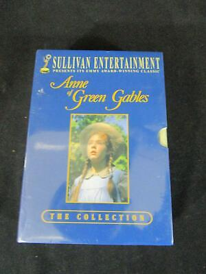 Anne of Green Gables The DVD Collection Trilogy Boxset Brand New L7 (140)