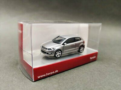H0 / 1:87..Herpa--VW Polo 2-t.  in OVP  / 5 D 457