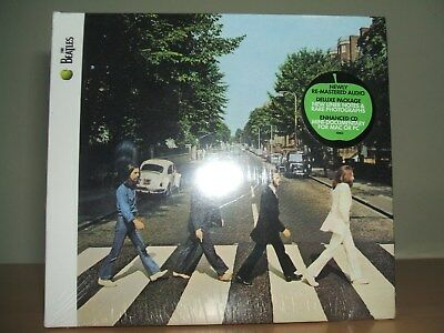 BEATLES - Abbey Road CD NEW / SEALED 2009 0946 3 82468 2 4