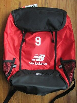 868a55c344 New Balance NB Team Ball Backpack 18 Scarlet Red w   9