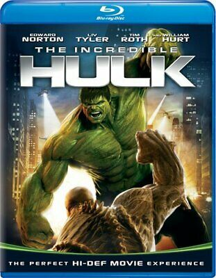 The Incredible Hulk [Blu-ray] NEW!