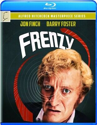 FRENZY New Sealed Blu-ray Alfred Hitchcock