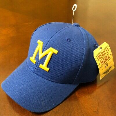 Milwaukee Brewers American Needle Cooperstown Collection Leather strap hat d80d3ebf933f