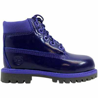 """Timberland Toddler/'s 6/"""" Premium Water Proof Boot NEW AUTHENTIC Purple A14VL5"""