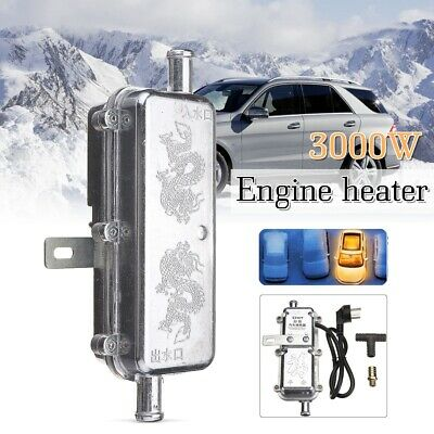 220V 3000W Auto Engine Heater Car Preheater Coolant Heating Truck Parking Heater