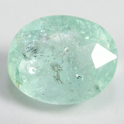 Sublime Aqua Green Paraiba Tourmaline  - Oval Cut