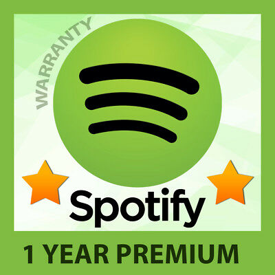 Spotify Premium Upgrade Up To 12 Months Use Your OWN Account Fast Delivery