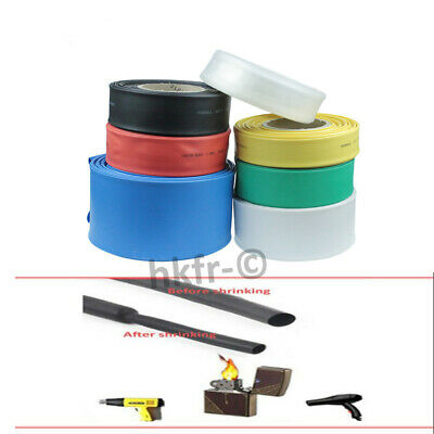Φ12.7~65mm Ratio 3:1 Gaine Thermorétractable Câble Wire Heat Shrink Tube Sleeve