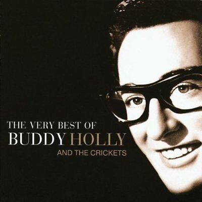 Buddy Holly - The Very Best Of - Buddy Holly CD BRVG The Cheap Fast Free Post