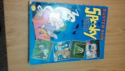 Buster comic book of spooky stories 1975
