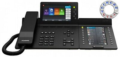 Huawei eSpace 7950 VoIP IP Phone With EXP Module - Inc VAT & Warranty - Grade A