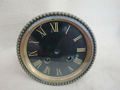 Antique French Vincenti Striking Clock Movement For Spares Or Repair