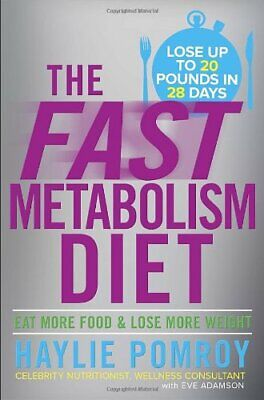 The Fast Metabolism Diet: Eat More Food and Lose More Weight [P.D.F] Via Email
