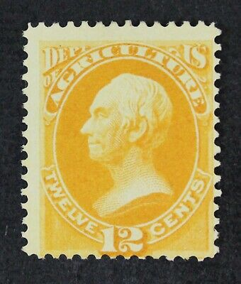 CKStamps: US Official Stamps Collection Scott#O6 12c Unused NG