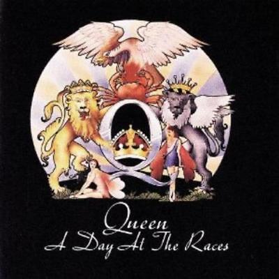 QUEEN A Day At The Races 40TH ANNIVERSARY DELUXE LMT ED REMAST 2 CD sealed